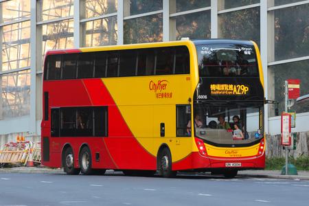 UN4206 @ A29P 由 LP1113 於 寶琳路西行寶達邨分站出站梯(寶達西行出站梯)拍攝