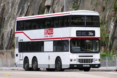 GZ6177 @ 216M 由 TKO 於 廣田巴士總站出站梯(廣田巴總出站梯)拍攝