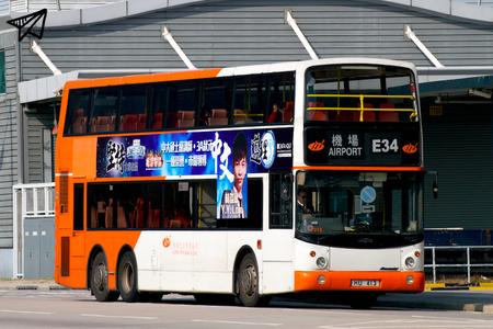 HU413 @ E34 由 ` I FLY ⑤⑤①② . ✈✈ 於 駿坪路面向亞洲空運中心梯(亞洲空運中心梯)拍攝