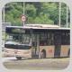 TB3420 @ 72A 由 Nelson 於 大埔公路沙田段面向沙田馬場中央貨倉門(埔公馬場門)拍攝