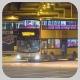 SY4050 @ N118 由 GW2410 於 藍灣半島巴士總站出站通道燈口門(藍灣半島出站通道門)拍攝