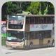 MZ2851 @ 2A 由 GZ9426 於 荔枝角道右轉美孚巴士總站入站門(美孚巴總入站門)拍攝