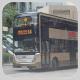 TE7277 @ 14 由 TL1596 於 欣榮街左轉油塘巴士總站入站門(油塘入站門)拍攝