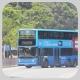 KG4410 @ 5 由 704.8423 於 蒲崗村道北行右轉富山巴士總站門(富山入站門)拍攝