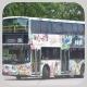 JE714 @ 268C 由 8869 於 觀塘碼頭巴士總站出坑門(觀塘碼頭出坑門)拍攝