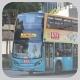 ST4593 @ 259D 由 Fai0502 於 欣榮街左轉油塘巴士總站入站門(油塘入站門)拍攝
