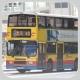 HV8093 @ 48 由 Lucia樂樂^^ 於 黃竹坑站巴士總站出站調頭門(黃竹坑站巴總出站門)拍攝