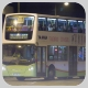 ME8909 @ 107 由 HC9045 於 南朗山道右轉黃竹坑新巴士總站門(黃竹坑新巴總入站門)拍攝