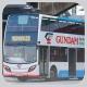 TF5838 @ 811 由 GE5135 於 沙田馬場巴士總站入坑尾門(馬場入坑門)拍攝