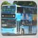 HX1396 @ 792M 由 GK2508~FY6264 於 西貢巴士總站入站門(西貢巴士總站入站門)拍攝