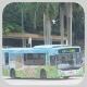 RG2858 @ 296M 由 KJ2343.KR1731 於 林盛路左轉康盛花園巴士總站梯(入康盛巴總梯)拍攝