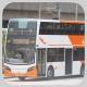 TG8125 @ A43 由 海星 於 暢旺路天橋右轉巴士專線門(暢旺路落巴士專線門)拍攝