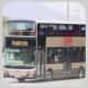 TP1095 @ 251A 由 顯田村必需按鐘下車 於 東匯路右轉錦上路西鐵站門(錦上路西鐵站門)拍攝