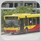 JL8007 @ A10 由 佐敦(渡華路) 於 暢旺路天橋右轉巴士專線門(暢旺路落巴士專線門)拍攝