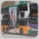 UD8345 @ 101 由 doerib1 於 堅尼地城巴士總站右轉西寧街梯(招商局貨倉梯)拍攝
