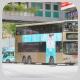 KR5701 @ 60M 由 1220~ 於 西樓角路左轉荃灣鐵路站巴士總站梯(入荃灣鐵路站巴士總站梯)拍攝