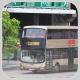 SY4050 @ 889 由 麵包 於 沙田馬場巴士總站入坑尾門(馬場入坑門)拍攝