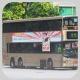 KR2701 @ 80 由 因管理不善而有全港最 於 顯徑街顯田村巴士站西行梯(顯田村梯)拍攝