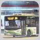 TS3640 @ 284 由 JB9381.HT9655 於 沙田市中心巴士總站東行 U-turn 門(沙中東行 U-turn 門)拍攝