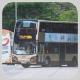 SF3484 @ 268X 由 屯門鐵路站 於 田心路右轉洪福邨巴士總站門(洪福邨入站門)拍攝