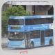 PC6429 @ 889 由 HR1815  於 沙田馬場巴士總站入坑尾門(馬場入坑門)拍攝
