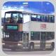 LE4612 @ 968 由 Ks♥ 於 西區海底隧道收費廣場九龍方向巴士站出站(西隧門)拍攝