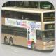 JU5414 @ 48X 由 nv 於 青山公路荃灣段東行面向眾安街巴士站梯(眾安街天橋梯)拍攝