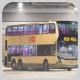 UB8333 @ 46X 由 985廢青 於 大圍鐵路站巴士總站面向46S總站梯(46S總站梯)拍攝