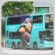 JY3265 @ 80 由 因管理不善而有全港最 於 顯徑街顯田村巴士站西行梯(顯田村梯)拍攝