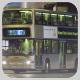 JR9534 @ 47X 由 安東尼 於 沙田市中心巴士總站左轉沙田正街門(新城市廣場出站門)拍攝