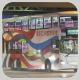 PC6429 @ 6 由 TKO 於 尖沙咀碼頭巴士總站坑尾面向鐘樓梯(尖碼鐘樓梯)拍攝
