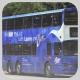 GK9094 @ 73 由 小雲 於 華明路南行康明樓巴士站梯(康明樓巴士站梯)拍攝