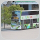 TA2344 @ 889 由 1220KP3470 於 沙田馬場巴士總站入坑尾門(馬場入坑門)拍攝