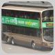 UU8290 @ 58M 由 Dennis34 於 青山公路荃灣段西行面向眾安街巴士站梯(眾安街天橋梯)拍攝