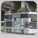 PC6429 @ 872 由 TonyTK4050 於 沙田馬場巴士總站入站梯(馬場入站梯)拍攝