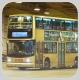 KN2829 @ 287X 由 ~CTC 於 柏景灣巴士總站入坑門(柏景灣入坑門)拍攝