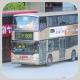 KR3941 @ 889 由 1220KP3470 於 沙田馬場巴士總站入坑尾門(馬場入坑門)拍攝