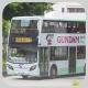 TC4852 @ 219X 由 | 隱形富豪 | 於 麗港城巴士總站左轉出茶果嶺道門(出麗港城總站門)拍攝