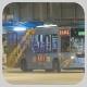NV8110 @ N293 由 bunny 於 旺角東鐵路站巴士總站出站梯(旺火出站梯)拍攝
