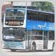 NG4744 @ 702 由 LP1113 於 達之路右轉又一城巴士總站門(入又一城巴士總站門)拍攝