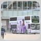 PJ9629 @ 59X 由 704.8423 於 旺角東鐵路站巴士總站出站梯(旺火出站梯)拍攝