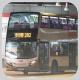 RW5136 @ 282 由 PS8851 於 沙田市中心巴士總站 U-turn 門(沙中 U-turn 門)拍攝
