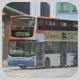 MU6103 @ 60M 由 TJ5864 於 河傍街右轉屯門西鐵站巴士總站門(屯門西鐵站門)拍攝