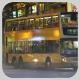 MM3454 @ 81 由 HX1961 於 沙田正街希爾頓中心巴士站梯(希爾頓梯)拍攝