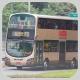 VE1537 @ 72 由 985 to Choa Chu Kang 於 大埔公路沙田段面向沙田馬場中央貨倉門(埔公馬場門)拍攝