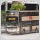TF6087 @ 848 由 V椅白豪 於 沙田馬場巴士總站入坑尾門(馬場入坑門)拍攝