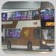 RW5779 @ 72A 由 Nelson 於 大圍鐵路站巴士總站面向46S總站梯(46S總站梯)拍攝