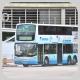 LB9544 @ 42A 由 704.8423 於 佐敦渡華路巴士總站入坑門(佐渡入坑門)拍攝