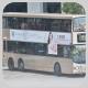MF5119 @ 889 由 dennisying 於 沙田馬場巴士總站入站梯(馬場入站梯)拍攝