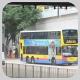 RN2591 @ 85 由 九龍灣廠兩軸車仔 於 康山道西行面向康怡廣場分站梯(康怡廣場分站梯)拍攝